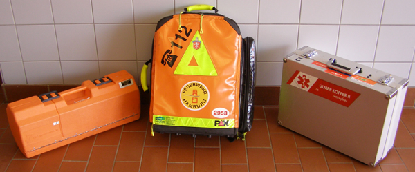First-Responder Equipment (FF-Neuengamme)